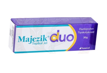 MAJEZIK DUO % 5+%0.25 TOPIKAL JEL 30 G