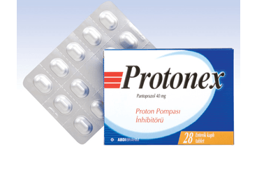 PROTONEX 40 MG 28 ENTERIK KAPLI TABLET